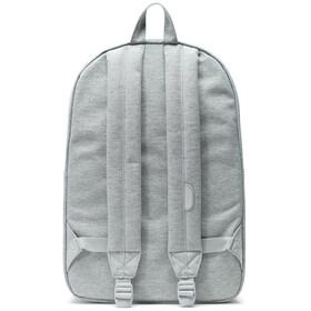 Herschel Heritage Backpack light grey crosshatch